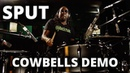 Robert 'Sput' Searight Meinl Cowbell Drum Set Groove Demo