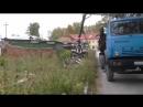 Начались работы по уборке свалки во дворах домов по ул Заводской