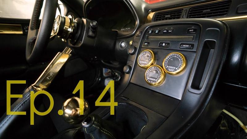 Innovate MTX-L: Wideband Air/Fuel Ratio Gauge   1JZ SC300 EP 014