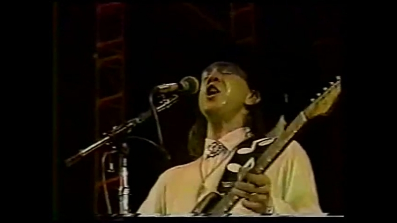 Stevie Ray Vaughan Live in Nashville 1987