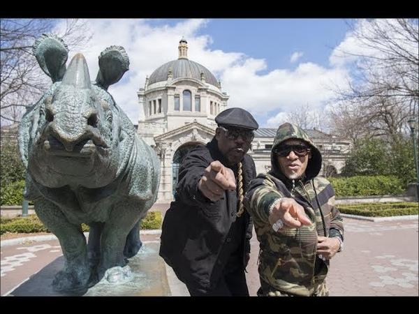 Melle Mel and Grandmaster Caz Animals and MCs | Bronx Zoo