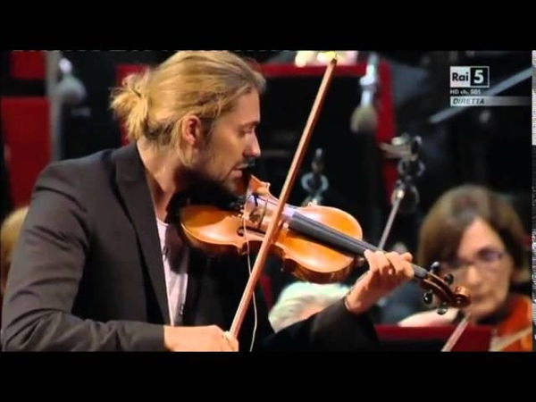 David Garrett – Czardas of Vittorio Monti (Milan, May 30th, 2015)