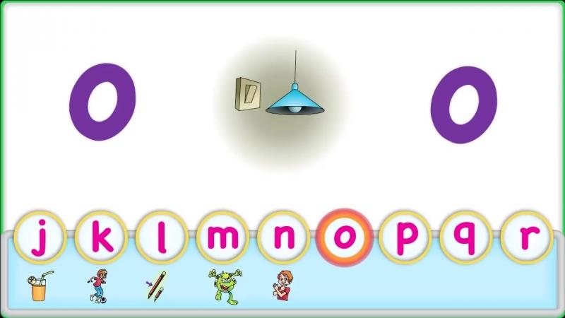 Super Simple ABCs Phonics Song- J-R