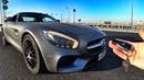 510 л.с. Mercedes-AMG GT S: тест-драйв одного из самых ярких спорткаров современности!
