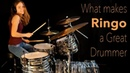 What makes Ringo a Great Drummer - Tribute by Sina
