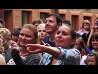 #Танцгонка_СПб - победитель Всероссийской танцевальной гонки