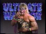 Ultimate Warrior Promo on Macho King Randy Savage (12-02-1990)