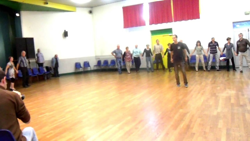 Bal Danse bretonne Plougastel Daoulas Stage Plestin 12 novembre 2011