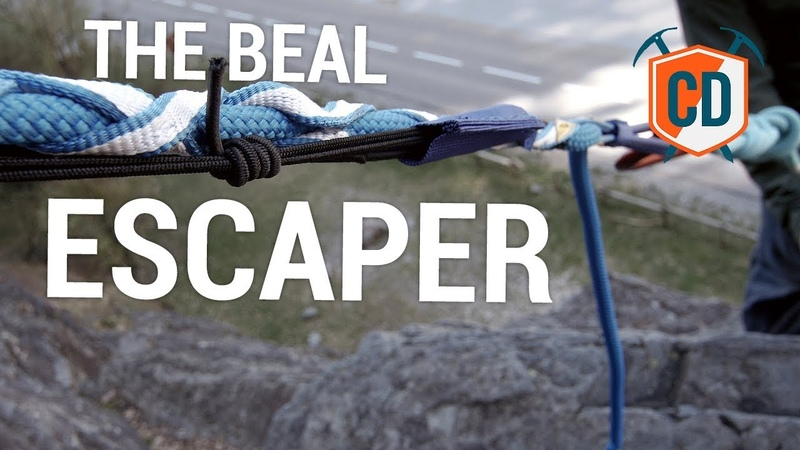What Is A Beal Escaper...And How Does It Work | Climbing Daily Ep.1153