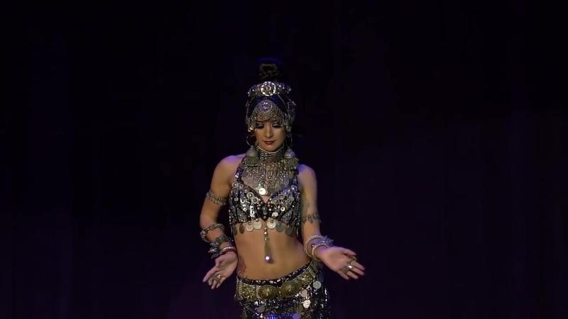 Kira Lebedeva - Nicolay Roerich Tum mo, on tops (VII FullMoon Tribal Festival, 2017)