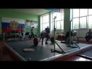 Даниил Наумов-05 г/р, Андрей Смелянец-06 г/р-рыв.ух-43 кг.