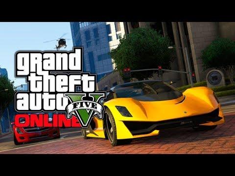 GTA Online | Штурм банка Лос-Сантоса(Финал часть 1) | 3