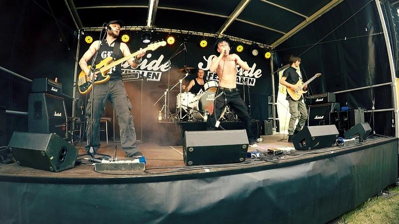 Alister Mars - Go Wild (Live at SEASIDE Festival, Falun SWEDEN)