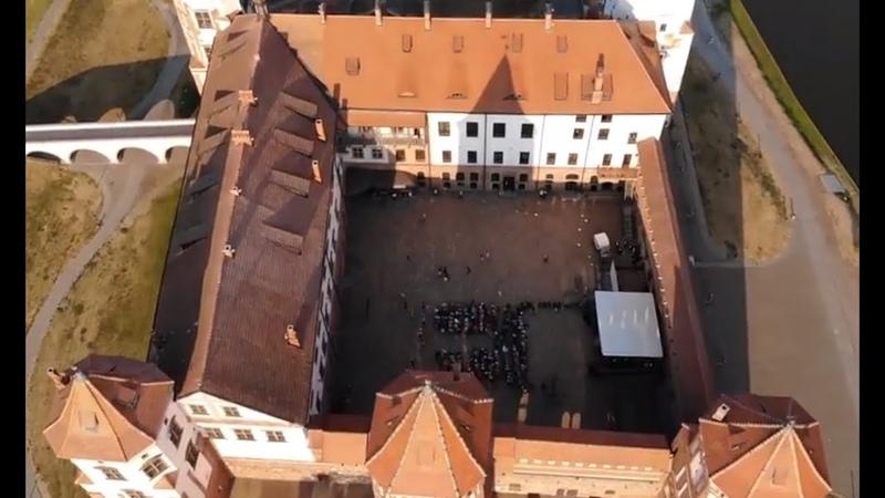 Евразийский международный фестиваль культур в Мирском замке