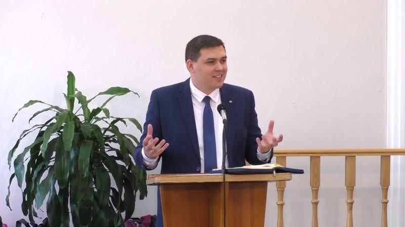 Проповедь: Рувим Кройтор (27.04.19.)
