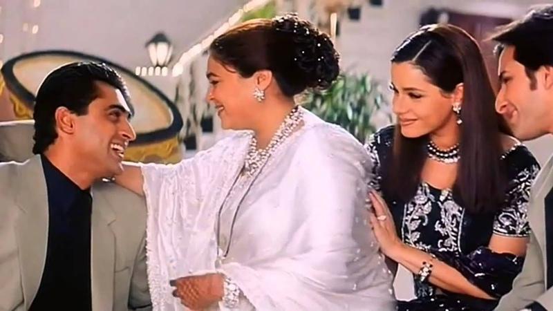Yeh To Sach Hai Ki Bhagwan Hai Hum Saath Saath Hain 1999) HD 1080p BluRay Music Video