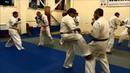 Тренировочные спарринги киокушинкай каратэ Practice sparring Kyokushin Karate