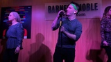Gerard Canonico sings The Squip Song at the Be More Chill Vinyl Release
