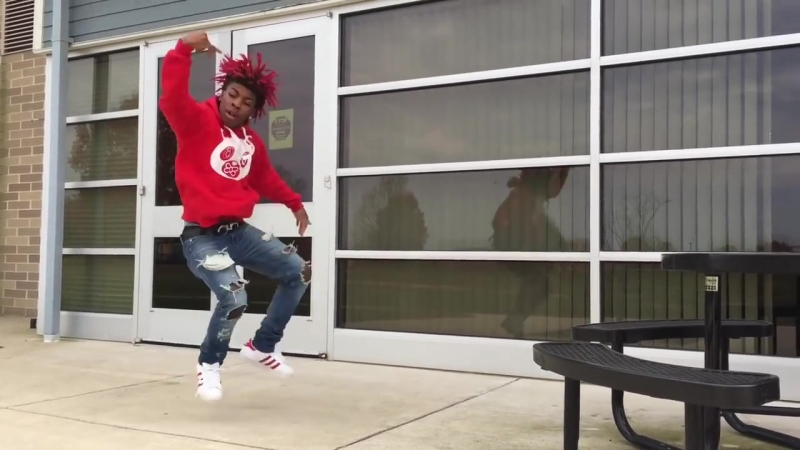 Fall In LUV - YVNG SWAG (Dance Video)