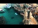 Rick's Cafe Cliff Jumping in Negril Jamaica