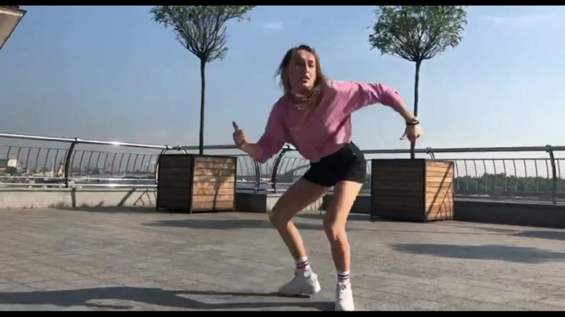 Summer dance Hanna Davydovich