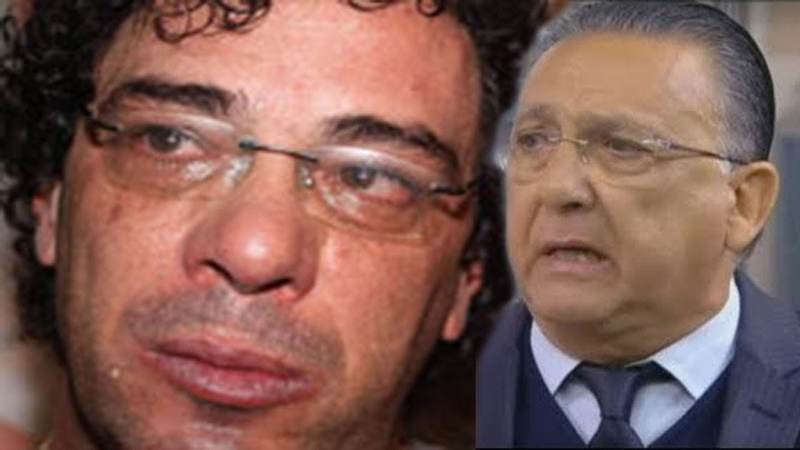Casagrande e Galvão choram durante o encerramento da Copa e Arnaldo se despede da Globo