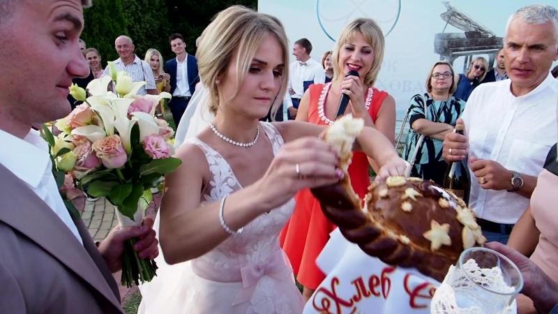 Свадьба Вячеслава и Лилии в Банкетном зале Эдем