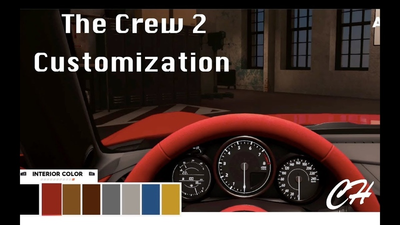The Crew 2 MAZDA MX5 CUSTOMiZATiON ...,.