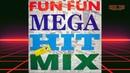 FUN FUN MEGA HIT MIX (ITALO / HI-NRG / EURO) ´88
