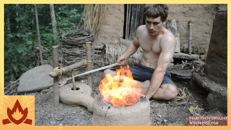 Primitive Technology Forge Blower