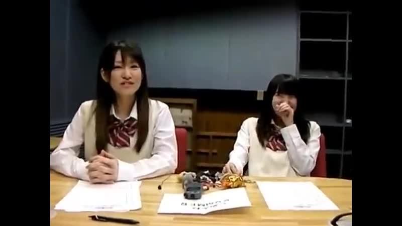 Tokai Radio 1 1 wa 2 Janaiyo Ono Haruka vs Kimoto Kanon 08 04 2011