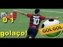 GOLAÇO! REINIER DRIBLE DA VACA E TUDO SANTOS 0X1 FLAMENGO SEMI COPA DO BRASIL GOL
