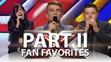Fan Favorites People Who Conquered X-Factor Part 2