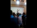Прощальный концерт в Горняцком