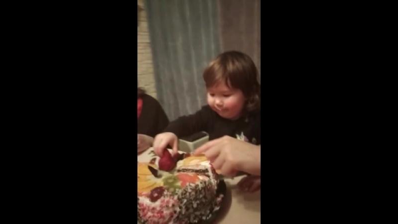Мелисса торт 2 года