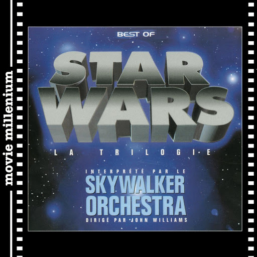 John Williams альбом John Williams conducts The Star Wars Trilogy