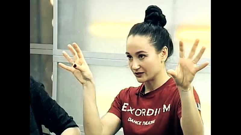 EXORDIUM - об окнах, из которых падают на батут, о сферах - интервью Дарьи Атрашкевич и Артема Находкина 49 канал