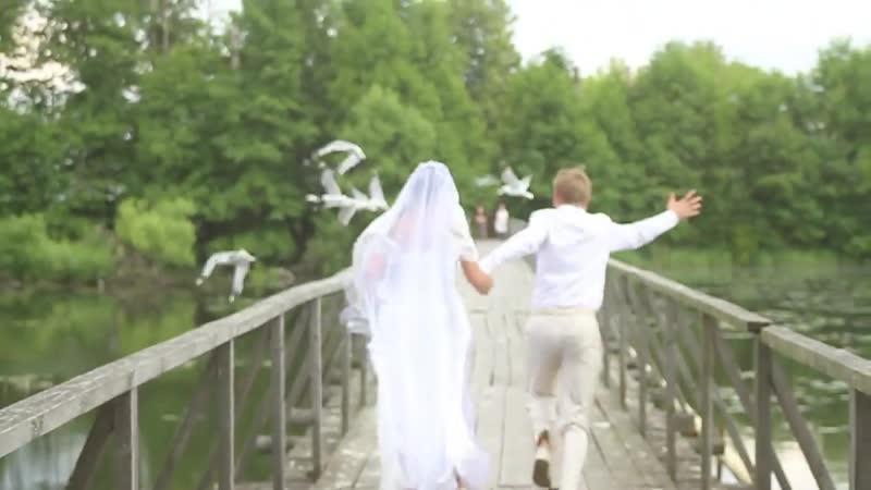 Свадьба Александра и Мадлены Назаровых