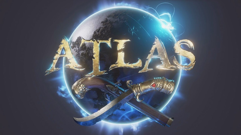ATLAS! NEW MMO PIRATE GAME BY CREATORS OF ARK - (LEAKED TRAILER)