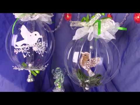Большие шары из бутылки /Big balls from the bottle. ХоббиМаркет