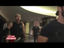 Behind the Scenes with The Shield at Survivor Series 2017