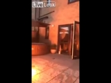 Bujarra asqueroso Brit en Benidorm, Espa