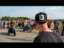 Honda CB400SS vs Yamaha XJR 400 второй заезд