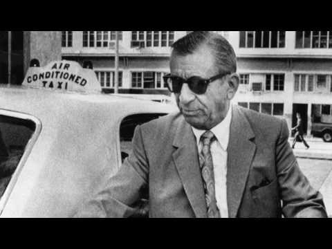 Meyer Lansky II: Talks A Moment in History Of Meyer Lansky and Cuba On SPOT TV