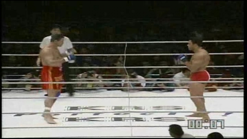 Mark Kerr vs Branko Cicatic