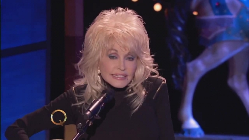 Dolly Parton - Miss You-Miss Me (родителям) 70 лет 2016