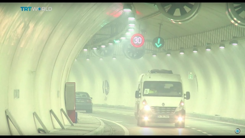 Money Talks: Eurasia tunnel connecting Asia to Europe opens in Istanbul