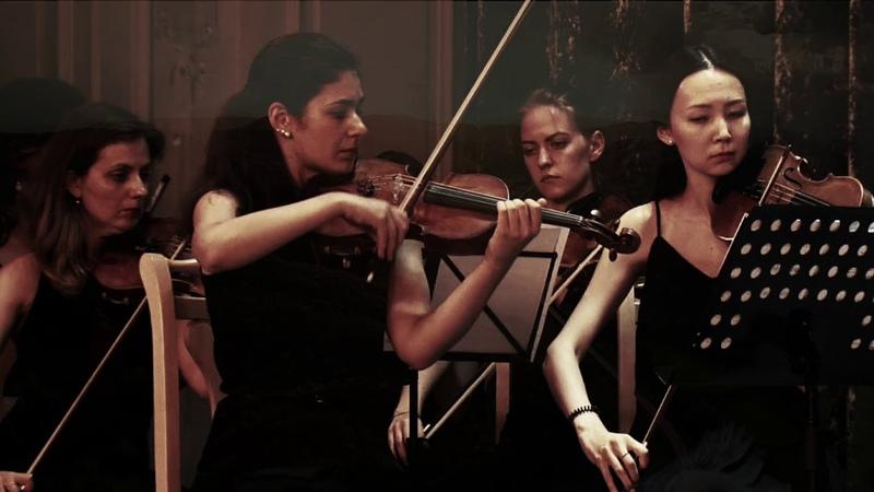 JULIAN COCHRAN - Romanian Dances (1, 2, 3 5) for Orchestra