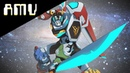 Voltron - I'll Make a Man Out of You [AMV]