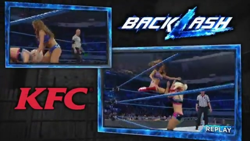 REGALO 27K WWE Backlash 2016 First Ever Smackdown Womens Champion 720p ᴴᴰ